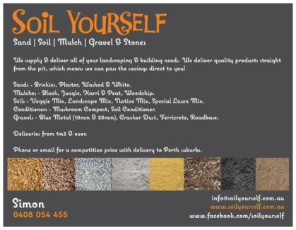 Soil Yourself Bayswater Bayswater Area Preview