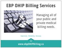 EBP OHIP Billing Services