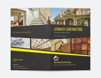 STARKEY CONTRACTING-10%off for first time clients!