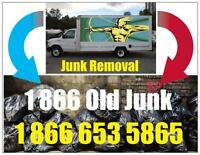 Cost effective + Affordable & Cheap JUNK REMOVAL in the GTA...
