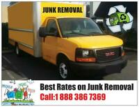 Amazing Price on Junk Removal =  1888 386 7369 _ $95 load !