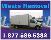 We Recycle & Cheap / Affordable Waste Removal