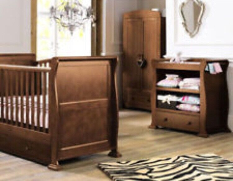 Babies R Us Sleigh Furniture Set In Falmouth Cornwall Gumtree