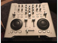 Numark omni control dj mixer audio midi interface