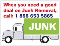 Guess what time it is ?, It's time to get rid of JUNK !!!