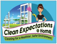 Part time professional home cleaners