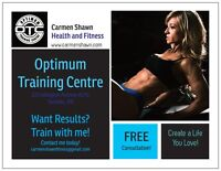 2 FREE Personal Training Sessions!