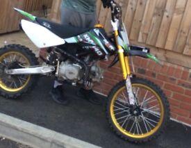 Kmx140cc pitbike