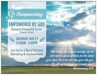 Empowered By God Campmeeting