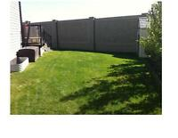 Lawn Care - Grass Cutting - Airdrie and North Calgary