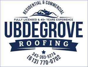 Ubdegrove Roofing (Residential & Commercial)