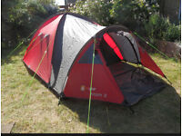 Tent for Sale - Hi Gear Atom 3 - £30 - RRP £50