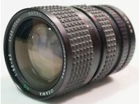 Osawa 28-80mm f/3.5-4.5 Pentax PK Zoom interchangeable camera lens