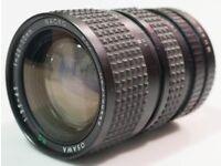 Osawa 28-80mm f/3.5-4.5 Pentax PK Zoom interchangeable camera lens
