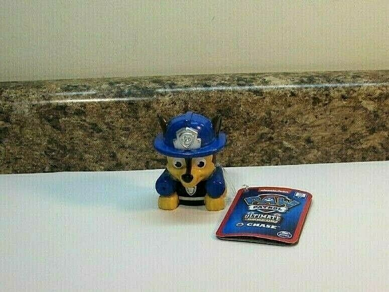 Nickelodeon Paw Patrol Bath Water Squirter Toy Chase New