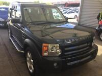 2006 Land Rover Discovery 2.7 TD V6 HSE 5dr Diesel blue Automatic