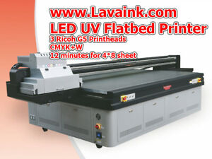 $29999USD for brand new UV Flatbed Printers Toronto