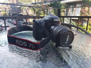 A vendre canon EOS 7d parfaite condition