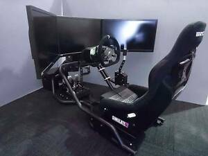 WTB: simulate-it V1-R frame sim cockpit Narwee Canterbury Area Preview