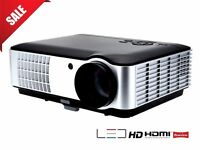 Brand new LED Projector HDX A60, free UK Delivery, 2 years warranty