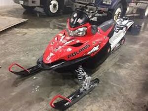 Polaris RMK Mountain Sled