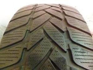 205/55R16	Dunlop Graspic 2 USED WINTER TIRES 75% TREAD LEFT
