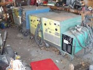 Scrap metals and electrical wastes wanted