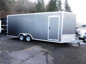 WANTED Indoor storage for 8x20 trailer