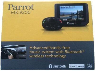 Parrot MKi9200 Kfz Bluetooth Freisprechanlage Mki 9200 TFT Display USB Musik Parrot Mki9200 Bluetooth