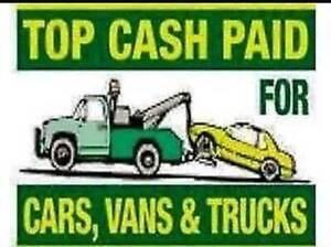 Scarp Vehicle Removal