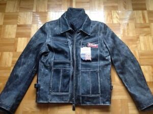 SCHOTT N.Y.C. Leather Jacket
