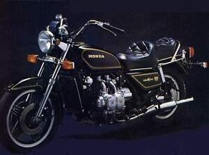 1980 Honda GL1100 Goldwing Parts