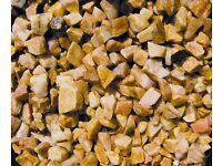 Spey garden and driveway chips/gravel