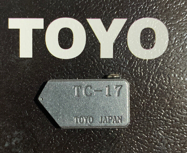 Toyo Replacement Cutter head large TC-17