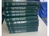 MARSHALL CAVENDISH - ON THE ROAD COLLECTION 1978/1979