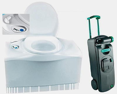 Thetford Cassetten Toilette C 403 links WC weiß 301f036-L NEU