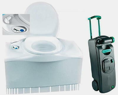 Thetford Cassetten Toilette C 402 links WC weiß 301f031-L NEU