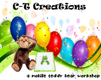 Birthday Parties, Corporate Events, Community Events, Teddy Bear