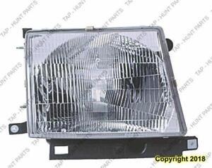 Head Light Passenger Side (2Wd) Toyota Tacoma 1997-2000