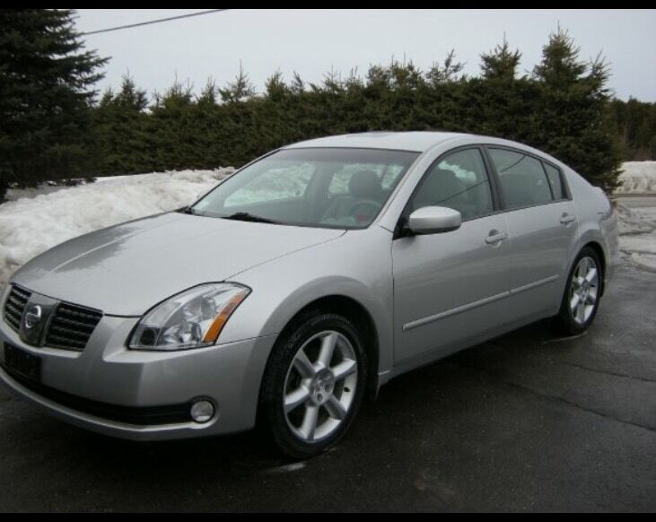 2004 Nissan Maxima 3 5 SE 4DR Super low mileage