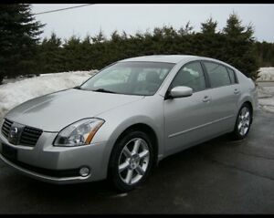 2004 Nissan Maxima 3.5 SE 4DR ~ Super low mileage