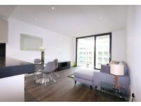 STYLISH 2 Bedroom flat with spacious private balcony in Catalina House, Canter Way, Aldgate East