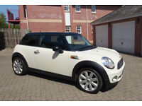 MINI Cooper - Chili Pack with 17 inch S-Spoke Alloy Wheels. 2007/57.