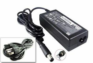 65W AC Adapter Charger  100% OEM HP Pavilion G4 G5 G6 G7 Series Laptop Power Supply 2.5ft US Power cord included