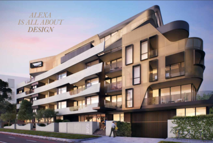 established apartment, close to Essendon DFO