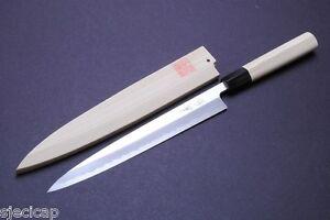 left handed kasumi yanagi slicer 27cm 10 5 japanese sushi. Black Bedroom Furniture Sets. Home Design Ideas
