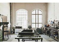 ***Artist looking for workshop/studio space***