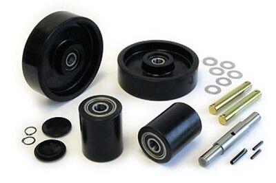 Wesco Cpi Standard Pallet Jack Complete Wheel Kit