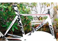 Time RXR Ulteam Carbon Road Racing Bike Frame frameset 56cm was £5000 Good Condition