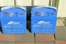 FULLRIVER 6 VOLT 250AH  AGM DEEP CYCLE BATTERY $250 EACH Paralowie Salisbury Area Preview
